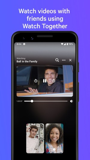 Messenger – Text and Video Chat for Free 307.1.0.12.121 Screen 4