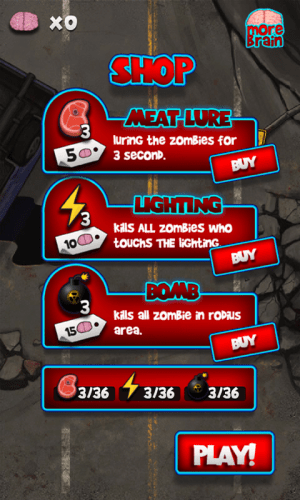 Zombie Smasher 1.10 Screen 3