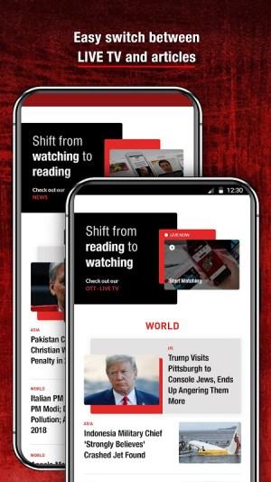 News18 Latest & Breaking News 7.1 Screen 5