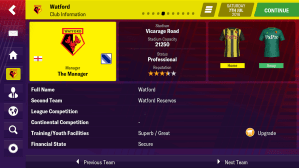 Football Manager 2019 Mobile 10.1.3 (ARM) Screen 2