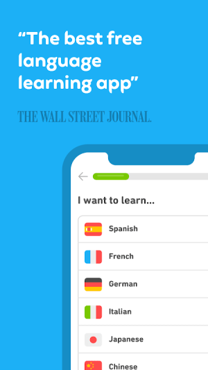 Android Duolingo: Learn Languages Free Screen 3