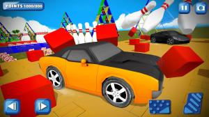 Android Superhero Color Cars (Supercity sim) Screen 1