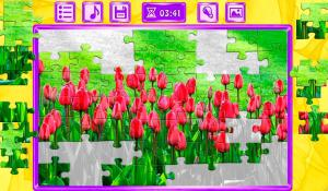 Android Puzzles big for adults Screen 4