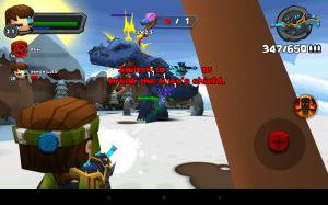 Call of Miniª Dino Hunter 3.1.7 Screen 10