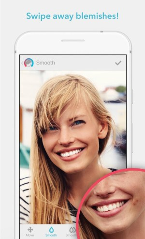 Facetune - Selfie Photo Editor for Perfect Selfies 1.3.8.1-free Screen 1