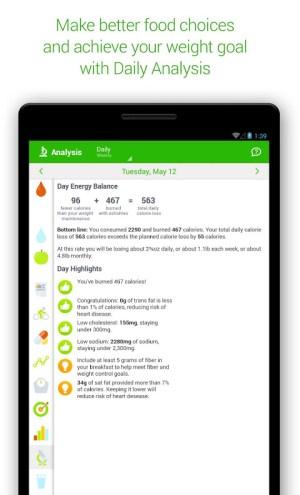 Diabetes & Diet Tracker 5.6.1 Screen 22