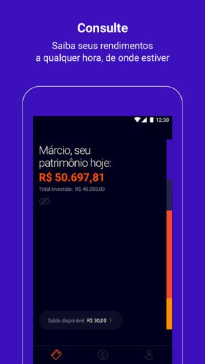 Rico - Investimentos 2.19.0.3201 Screen 1