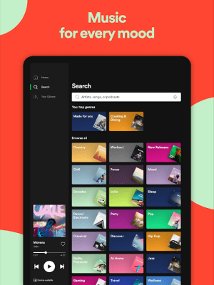Spotify: Free Music and Podcasts Streaming 8.6.56.867 Screen 11
