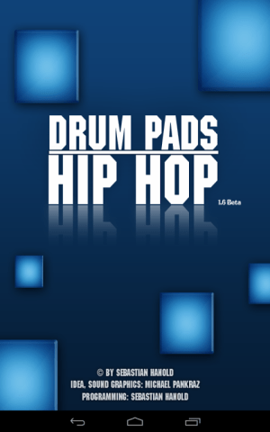 Android Hip Hop Drum Pads Screen 6