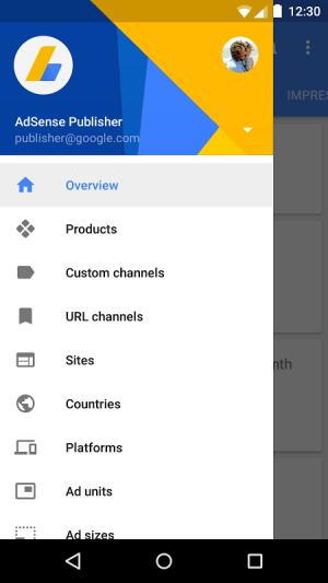 Google AdSense 3.3 Screen 2