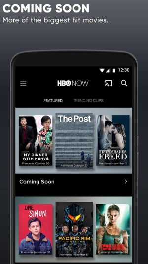 HBO NOW: Stream TV & Movies 17.0.1.192 Screen 3