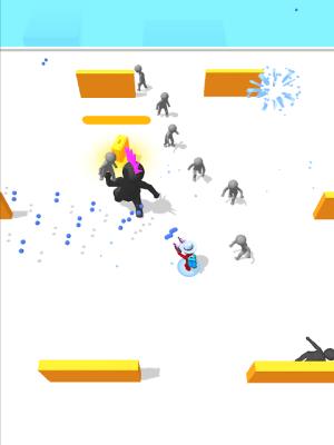 Paintman 3D - Stickman shooter 2.2.2 Screen 3