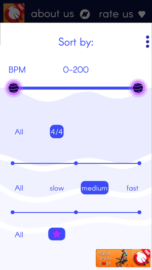 Android Drum Loops - Drum and Bass Beats Screen 4