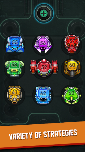 Cybershock : TD Idle & Merge 1.1.6 Screen 8