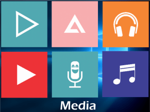 Win10 Flat - Icon Pack 2.8 Screen 4