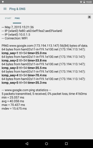 Ping & Net 3.5.2 Screen 7