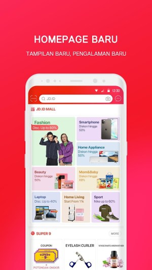 JD.ID Your Online Shopping Mall 5.19.1 Screen 3