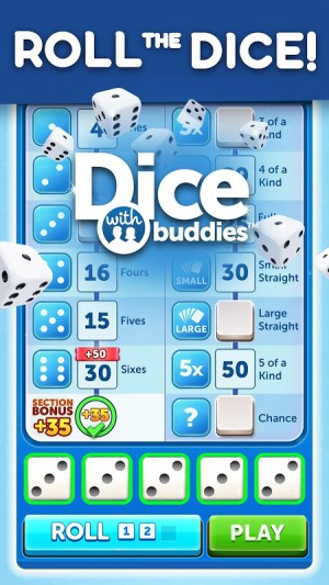 Dice With Buddies™ 6.11.0 Screen 3