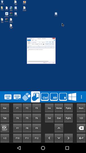 Remote Desktop Manager 2019.2.1.0 Screen 1