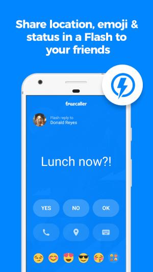 Android Truecaller: Caller ID & Dialer Screen 4