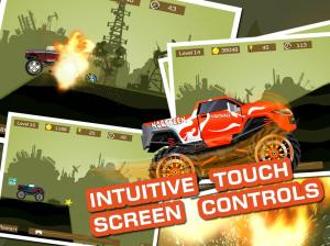 Mad Truck 2 -- monster truck hit zombies 3.71.9 Screen 8