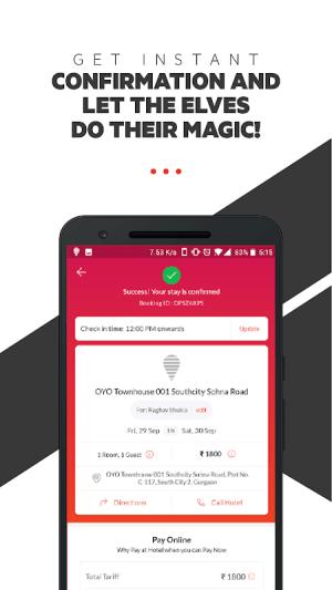 OYO - Online Hotel Booking App 4.4.41 Screen 5