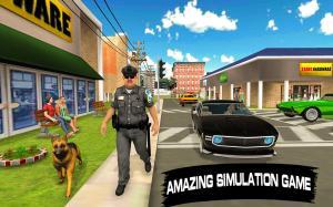 Police Dog Transport Truck Driver Simulation 3D 1.14 Screen 3