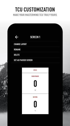Specialized - Mission Control 2.7.0 Screen 1