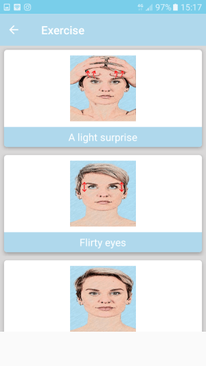 Wrinkles Removal Exercises - Get Rid of Wrinkles 1.0 Screen 2
