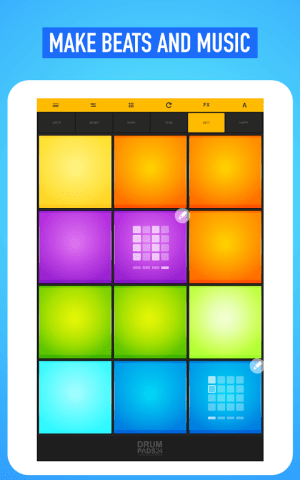 Drum Pads 24 - Beats and Music 2.4.1 Screen 5