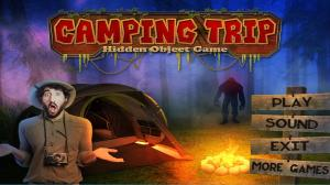 Android Camping Trip Hidden Objects Screen 4