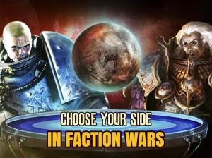 Android The Horus Heresy: Legions – TCG card battle game Screen 10