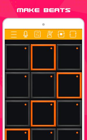 Android Trap Drum Pads Guru Screen 5