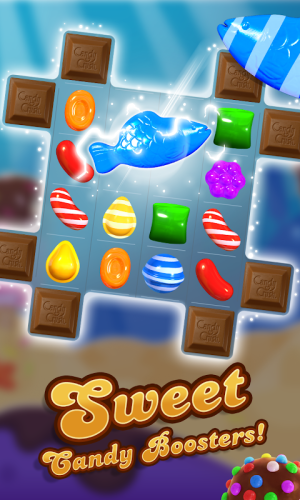 Candy Crush Saga 1.165.1.1 Screen 4