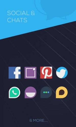 Minimalist - Icon Pack 1.2.4 Screen 3