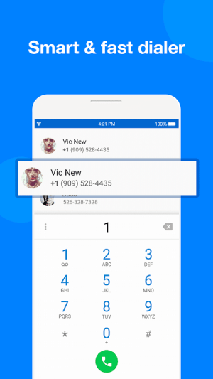 Android Caller ID  & Call Blocker Free Screen 4