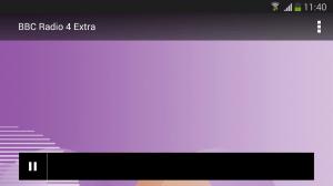 BBC Media Player 3.1.0 Screen 3