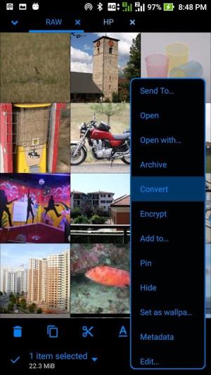 MiX Image (MiXplorer Addon) 2.5 Screen 1