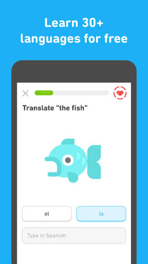 Duolingo: Learn Languages Free 3.85.1 Screen 2