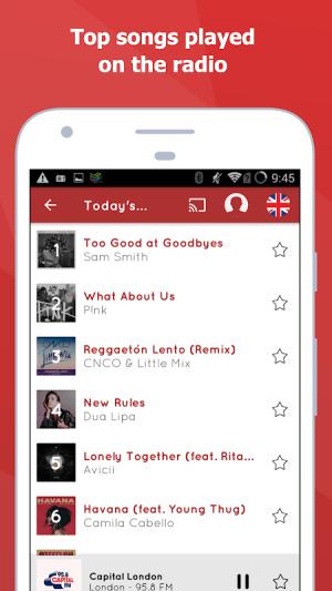 Android myTuner Radio - Free FM Radio Screen 4