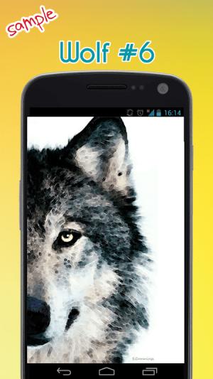 Wolf Wallpaper 1.5 Screen 7