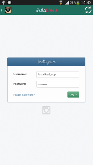 InstaLiked Saver for Instagram 3.6.1 Screen 3