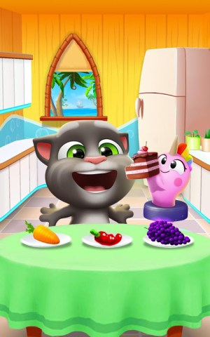 My Talking Tom 2 1.1.5.25 Screen 5