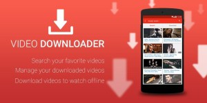 Android AvpTube- YouTube Video And Music Downloader Screen 1