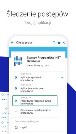 Pracuj.pl - Oferty pracy. Sprawdź, czy nie szukasz 4.28.3 Screen 2