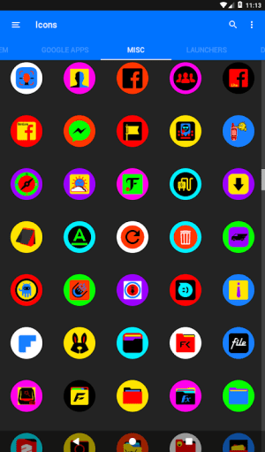 Android Pixel Icon Pack ✨Free✨ Screen 10
