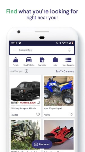 Kijiji: Buy, Sell and Save on Local Deals 9.4.1 Screen 6