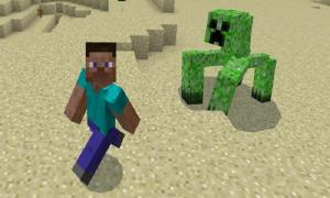 Android Map Mutant Creatures MCPE Screen 1