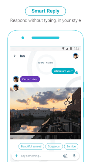 Google Allo 27.0.326_RC03 (arm64-v8a_hdpi) Screen 1