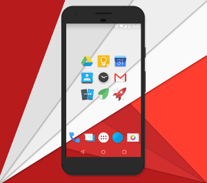 Android Moonshine - Icon Pack Screen 4